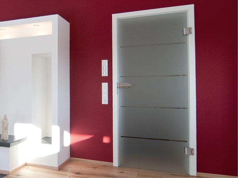 Gut bekannt Türen aus Glas preiswert kaufen bei HolzLand Funk in Stade XF26