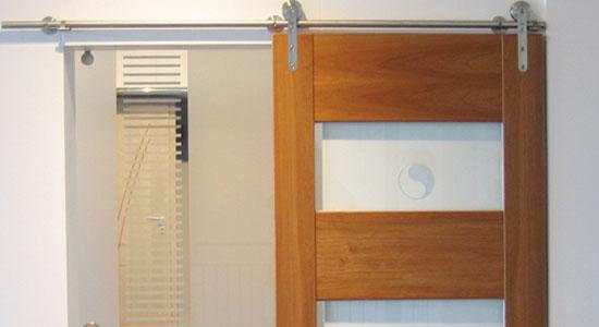 schiebet r au en kunststoff. Black Bedroom Furniture Sets. Home Design Ideas